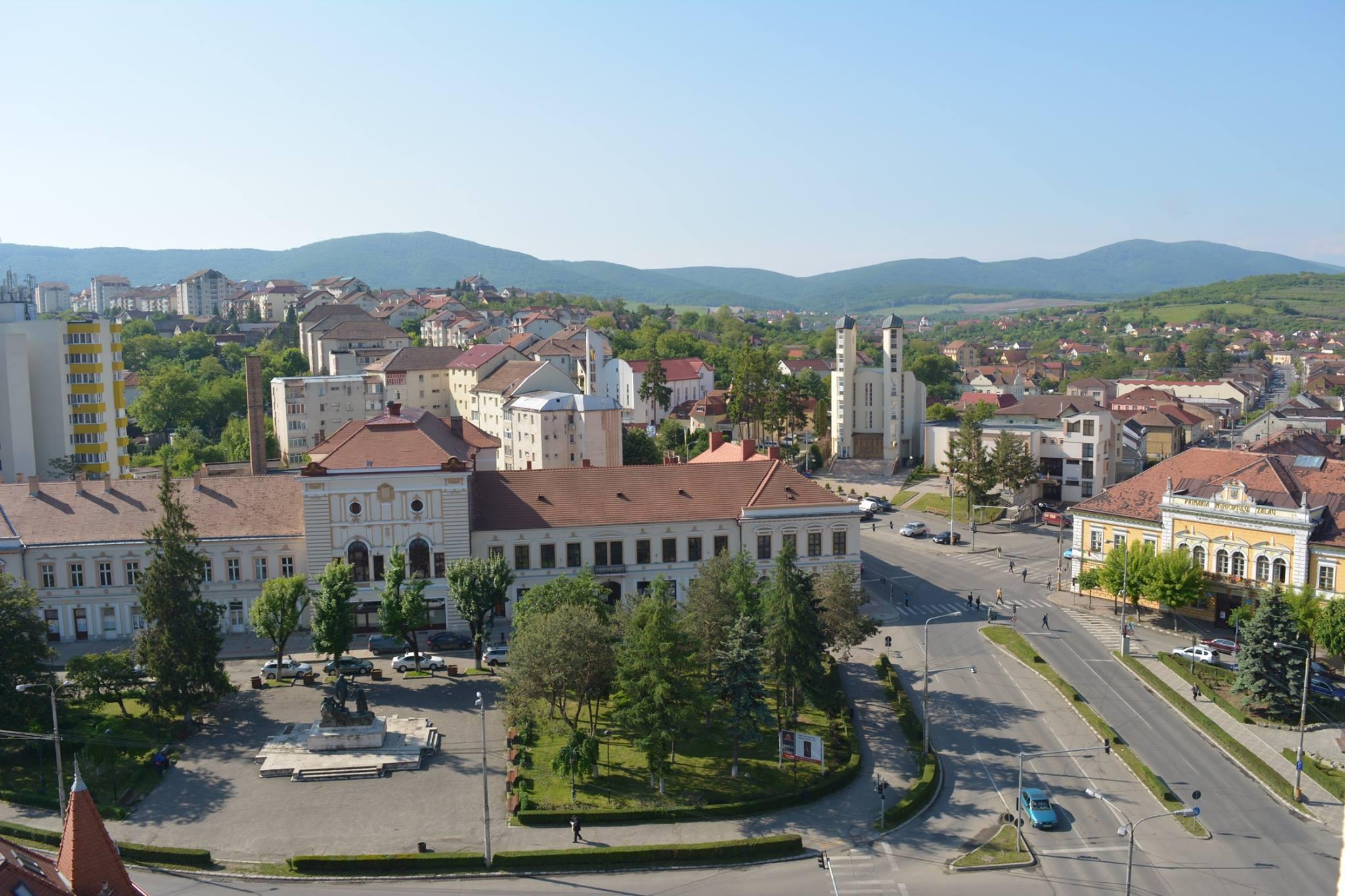 Cladirea transilvania turism 2
