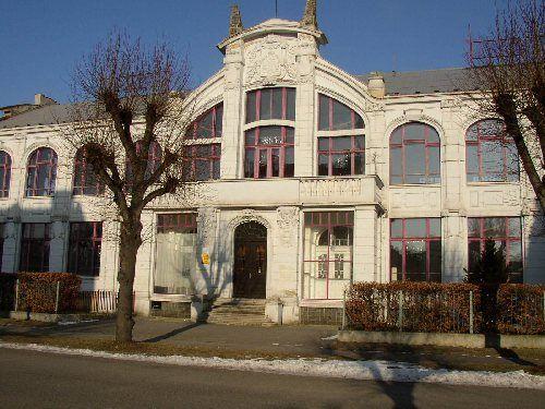 Palace silesia   krnov info