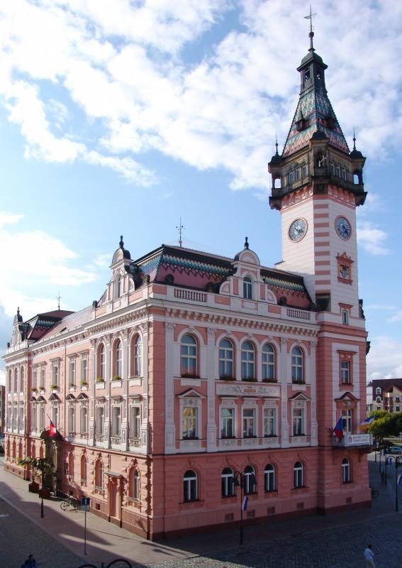 Town hall info krnov