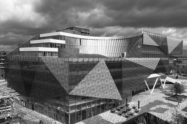 Nieuwegein town hall  pixabay