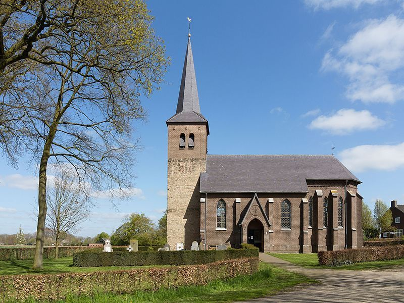 Neerlangel  church of sint jan de doper  michielverbeek  on wikipedia  cc by sa 4.0