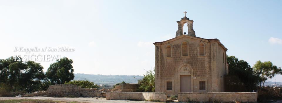 St nicola chapel