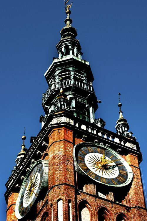 Town hall   gdansk