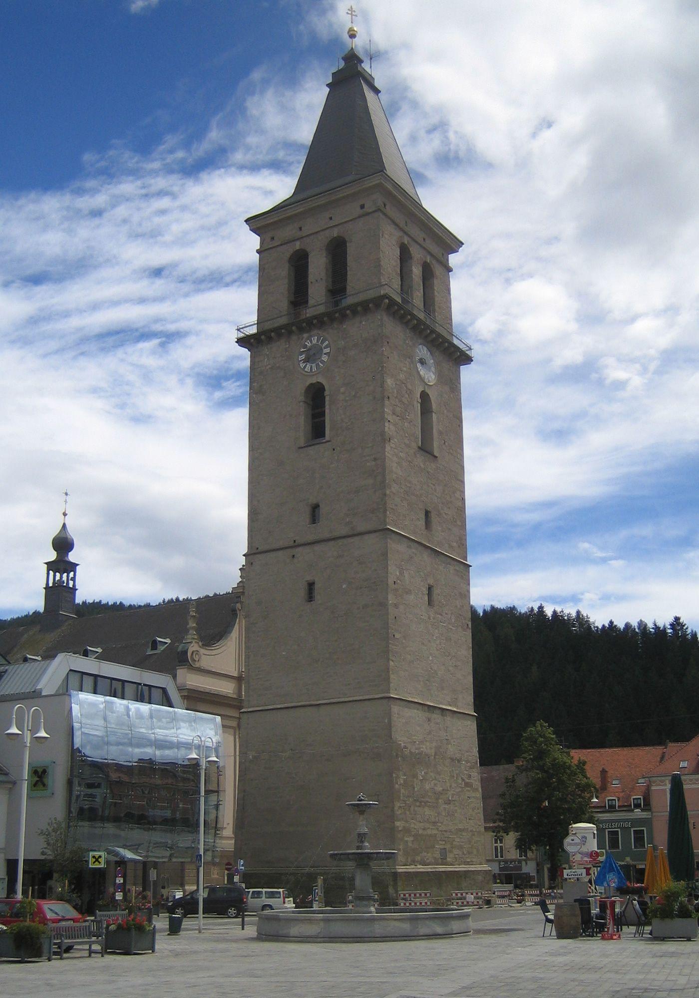Judenburg stadtturm