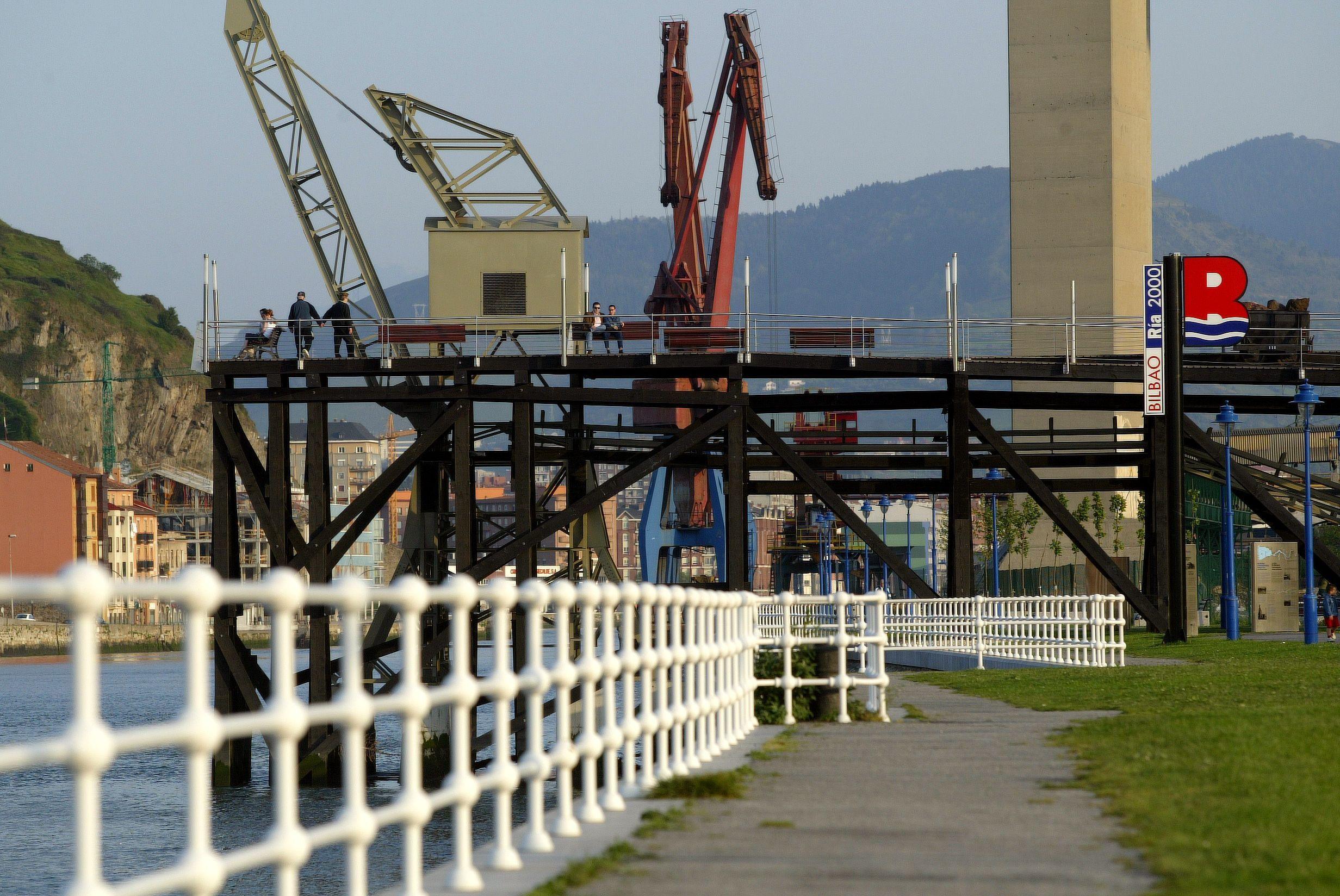 Loading dock barakaldo