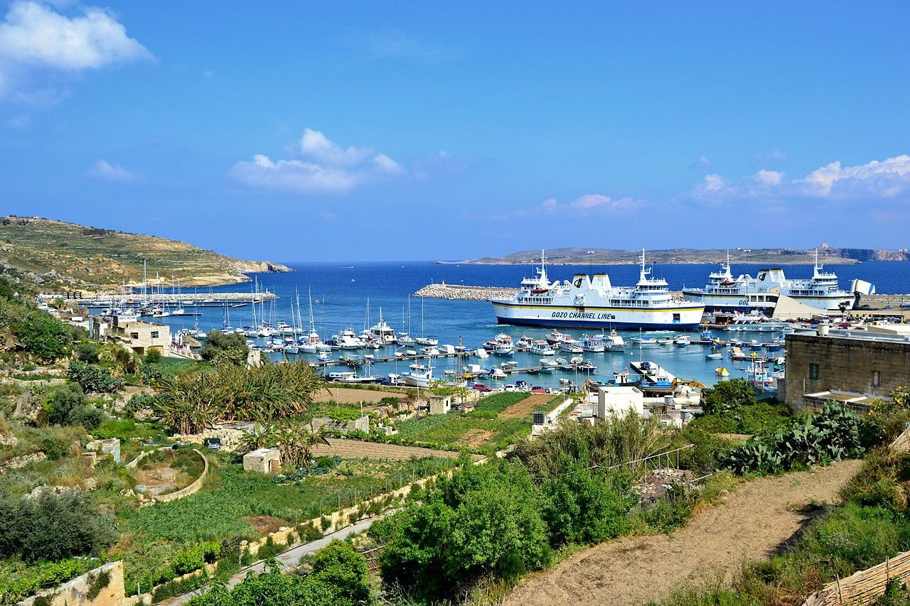 Imgarr harbour