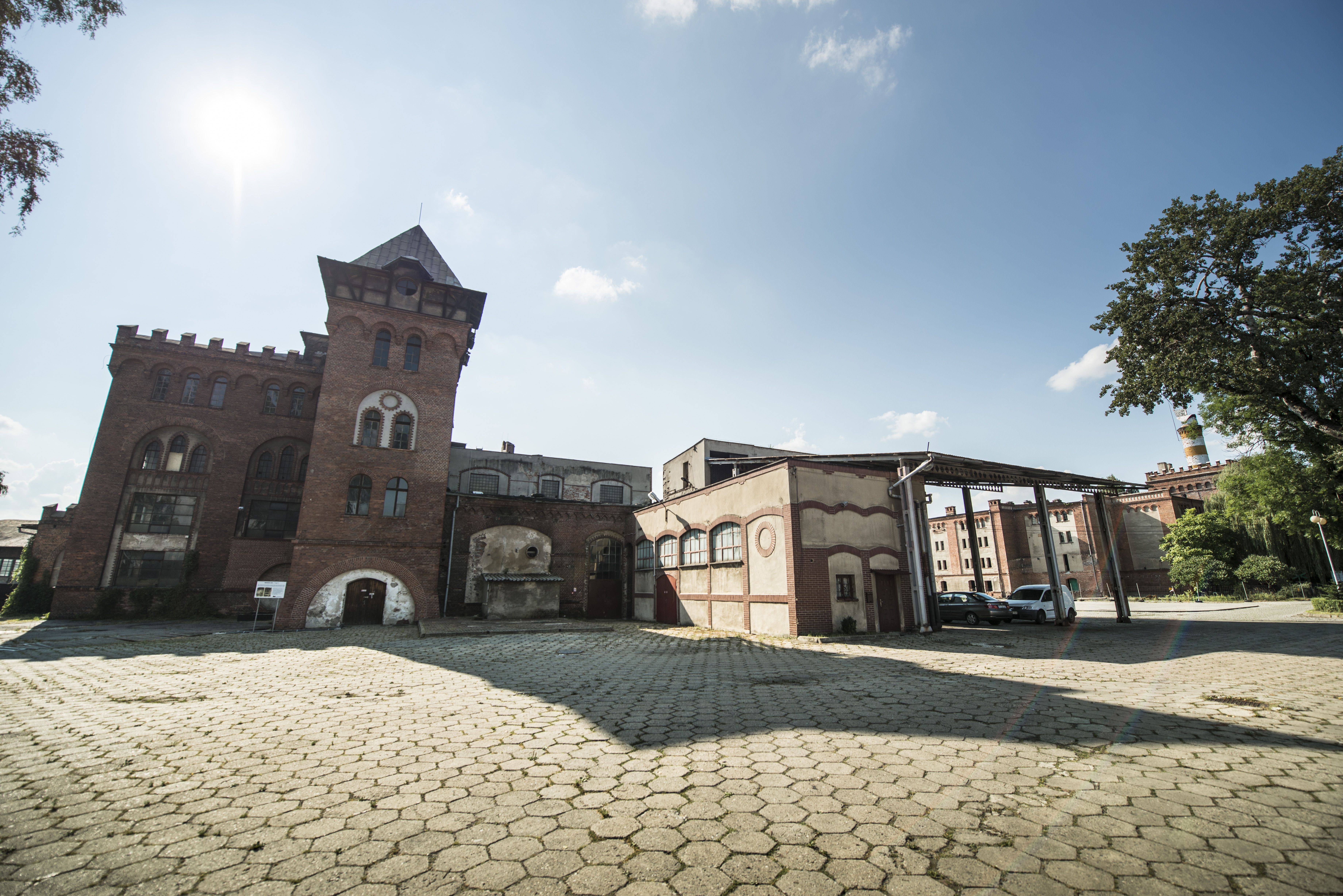 Brewery tychy