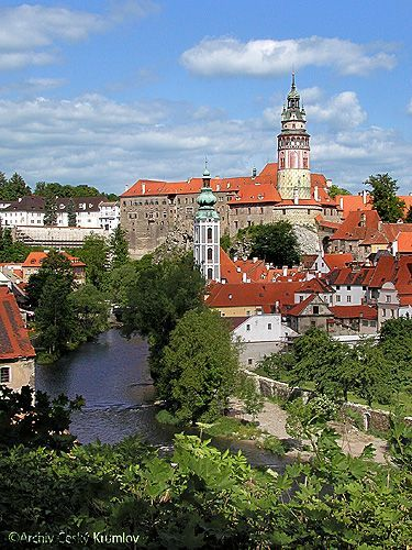 %c4%8cesk%c3%bd krumlov state castle and chateau