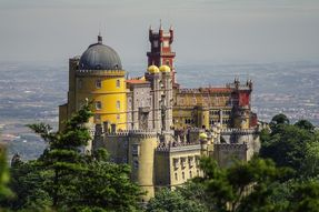 Biggest thumb pena palace