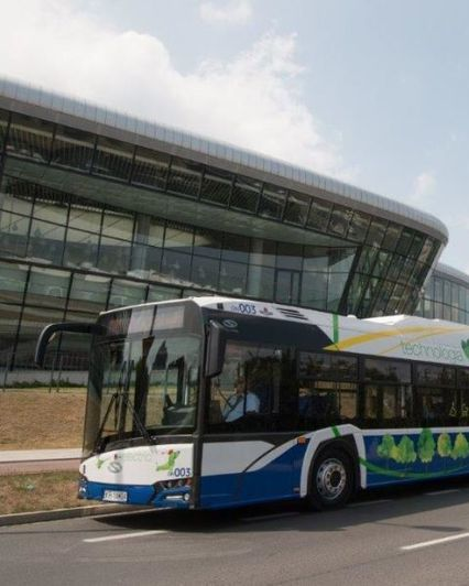 Krakow electric buses