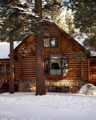 Log cabin 1594361 1920