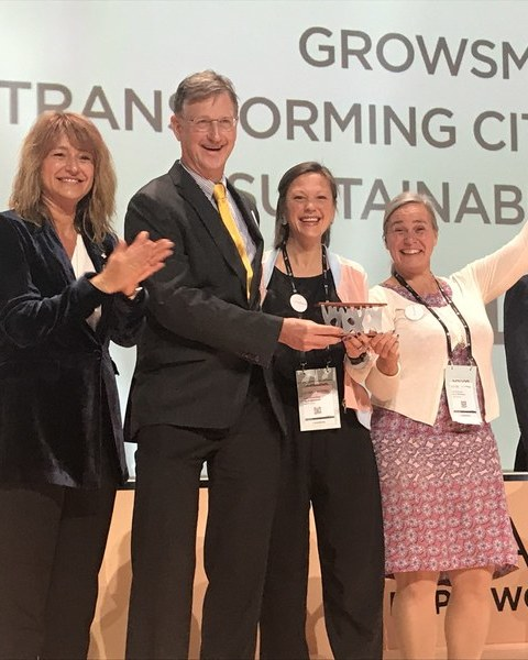 Stockholm wins world smart city award