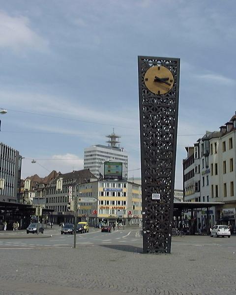 Bielefeld jahnplatz