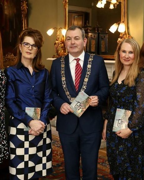 Dublin one city one book festival launch