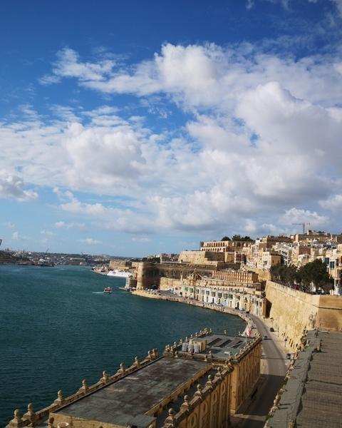 Malta waterfront   a dimitrova