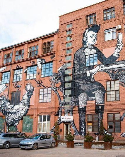 Kaunas street art 2