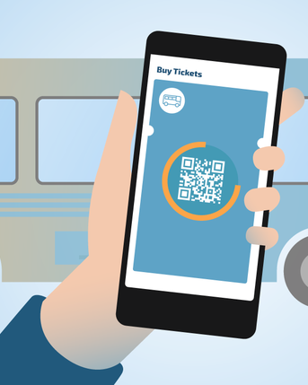 Contactless ticketing is safer   new