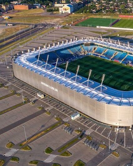 Lublin stadium