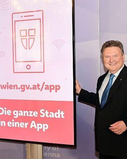Stadt wien app relaunch pk gr