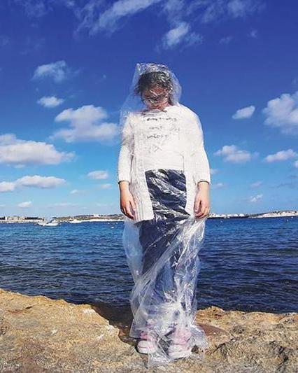 Malta   students against litter