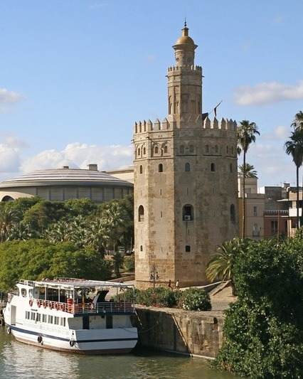 Sevilla golden tower