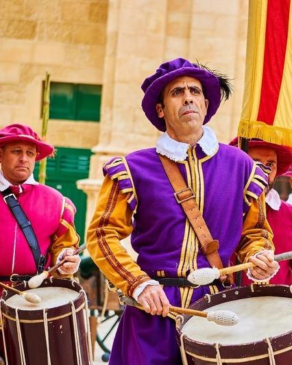 Malta festivities
