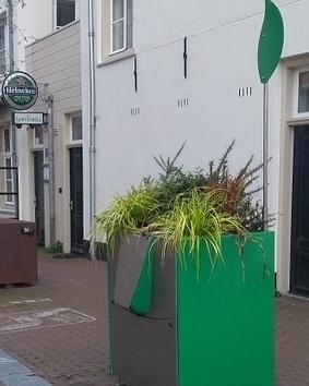 Greenpeeomgeving rembrandtplein