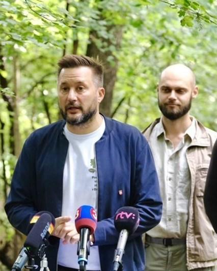 Bratislava treeplanting
