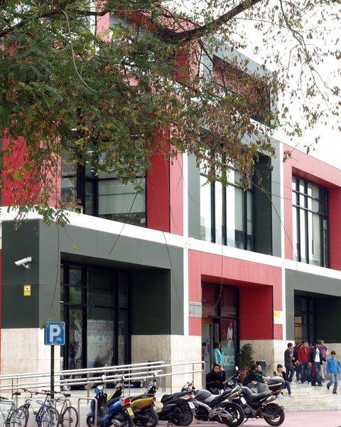 Murcia regional library