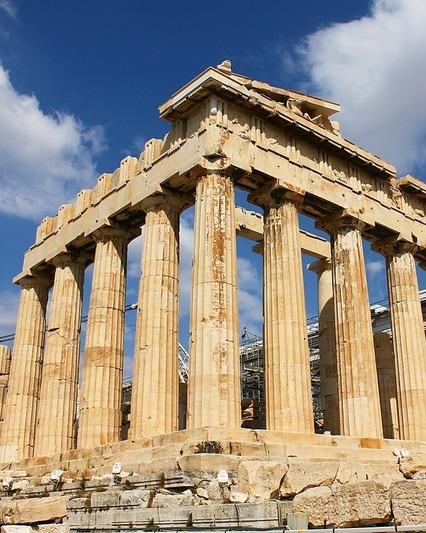 Parthenon 2125566 1280