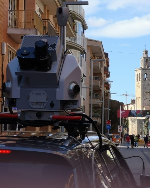 Mobile mapping