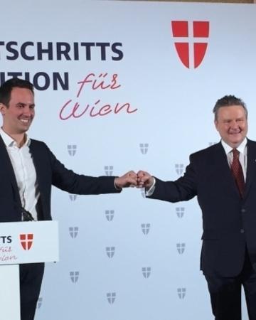 Coalition vienna