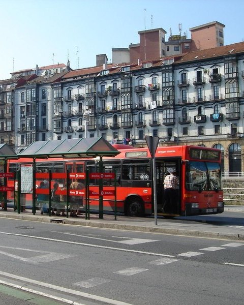 Bilbao bus