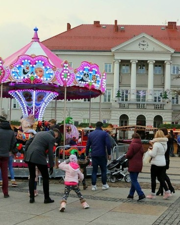 Kielce 2017 christmas market