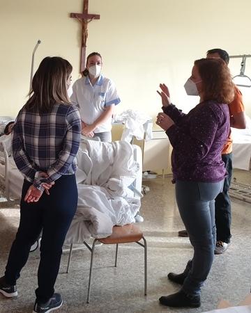City of brno   volunteers training