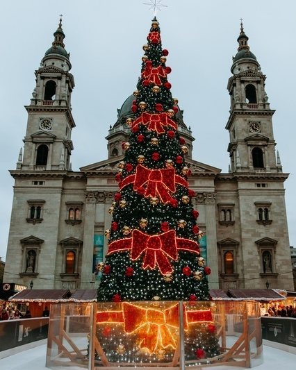 Budapest christmas market 2
