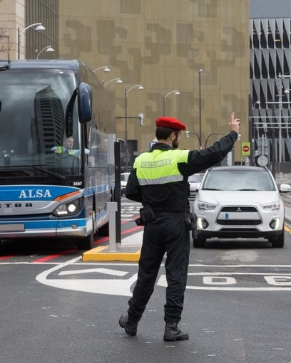 Bilbao police