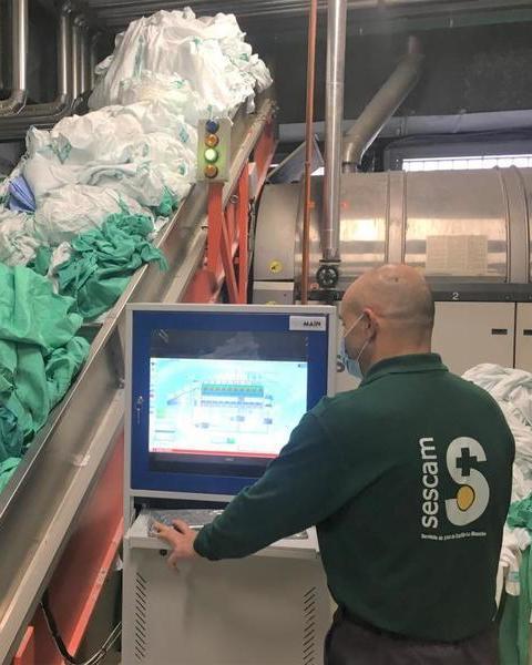 Albacete laundry service