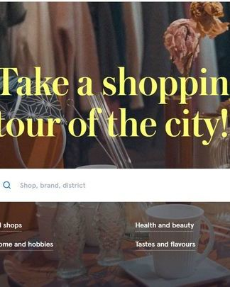 Cityshopping luxembourg screenshot