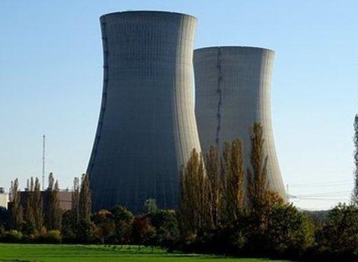 Medium nuclear power plant 2854866  340