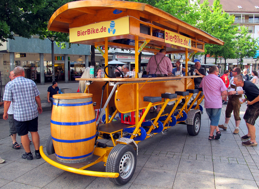 Medium beer bike ulm germany img 5911s