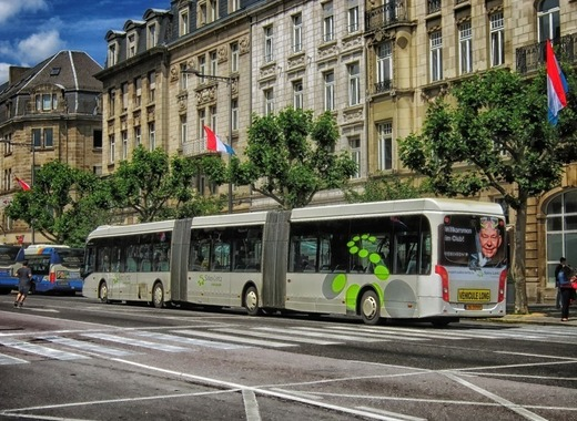 In An Attempt To Alleviate Traffic Luxembourg Facilitates Car