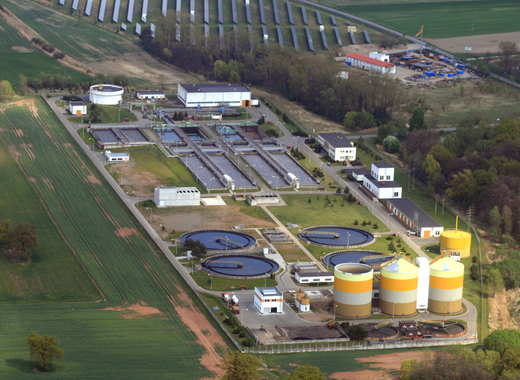 Medium hradec kr%c3%a1lov%c3%a9 wastewater plant from air m1   2