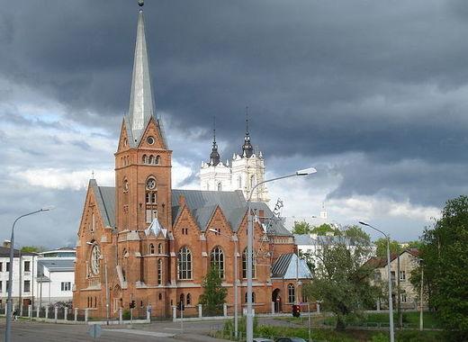 Medium 800px daugavpils evangelical lutheran church of martin luther12