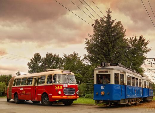 Medium krakow museum line