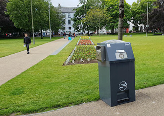 Thumb pel120ssb solarstreetbin in eyre square galway