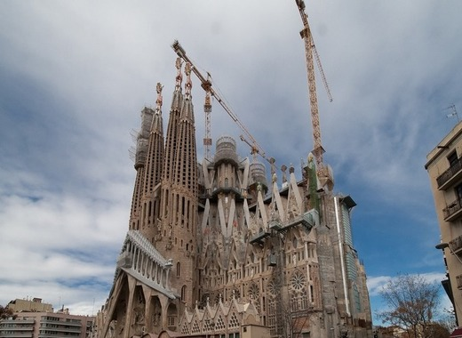 The Works In Sagrada Familia Legalized After 130 Years Themayor Eu