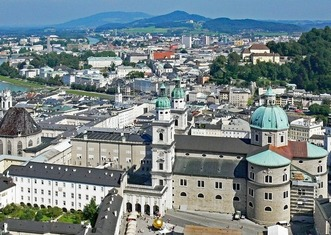 Thumb salzburg from the castle hill 2326240 1280