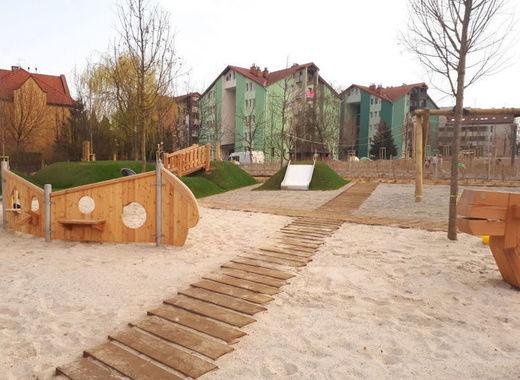 Medium krakow reduta park