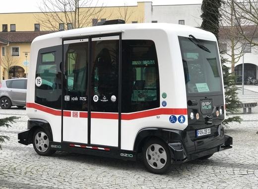 Medium easymile autonomous bus   bad birnbach 1